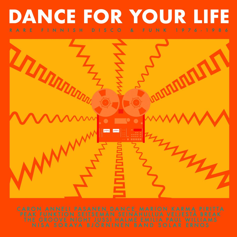 VA - Dance For Your Life: Rare Finnish Disco & Funk 1976–1986 (2018)