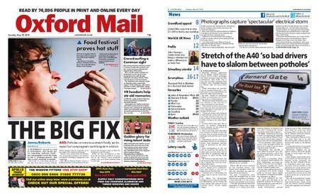 Oxford Mail – May 29, 2018