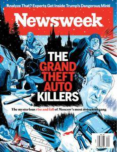 Newsweek USA - October 06, 2017