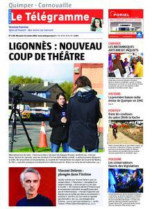 Le Télégramme Ouest Cornouaille – 13 octobre 2019