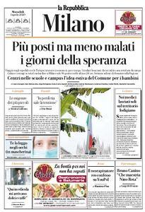 la Repubblica Milano - 1 Aprile 2020