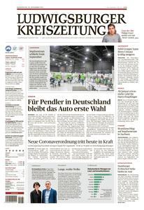 Ludwigsburger Kreiszeitung LKZ - 16 September 2021