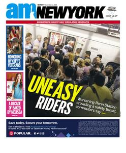 AM New York - November 12, 2018