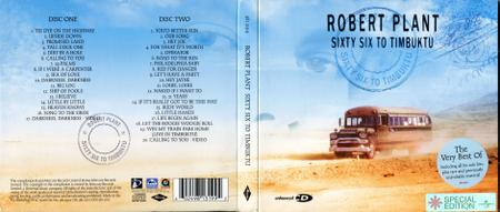 Robert Plant - Sixty Six To Timbuktu (2003) [2CD, Special Edition] Repost