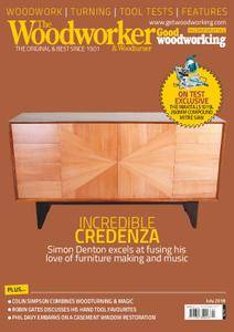 The Woodworker & Woodturner – June 2018