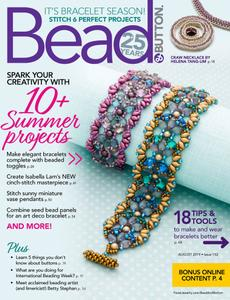 Bead & Button - August 2019