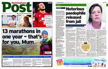 Nottingham Post – January 03, 2020