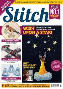 Stitch Magazine - Issue 123 - February-March 2020