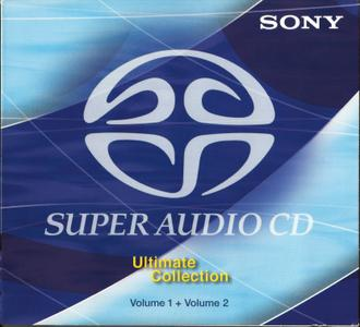 V.A. - Super Audio CD Ultimate Collection – Volumes 1 & 2 (2001) [SACD] PS3 ISO
