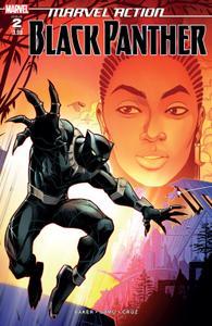 Marvel Action Black Panther 002 2019 Digital Zone