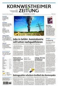 Kornwestheimer Zeitung - 14. Juli 2018