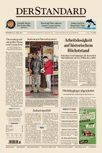 Der Standard – 02. April 2020