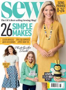 Sew - Issue 136 - May 2020