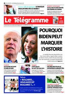 Le Télégramme Ouest Cornouaille – 04 août 2020