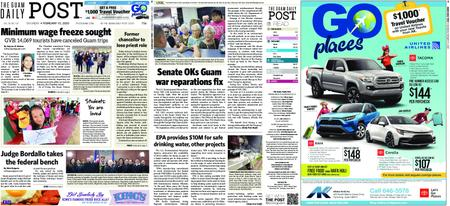 The Guam Daily Post – February 15, 2020