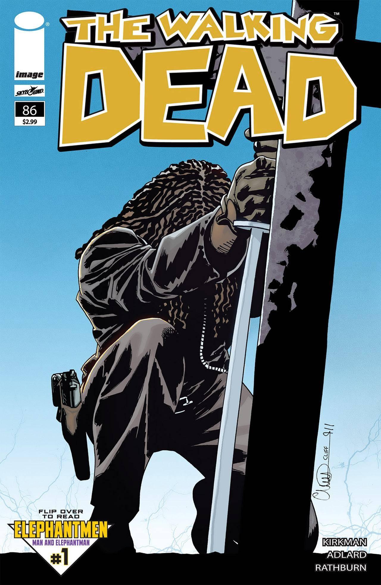 Walking Dead 086 2011 digital