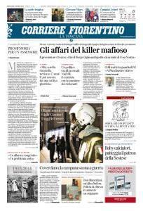 Corriere Fiorentino La Toscana - 28 Marzo 2018