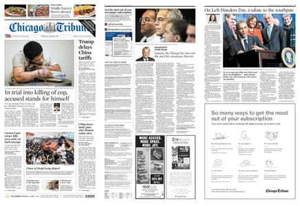 Chicago Tribune – August 14, 2019