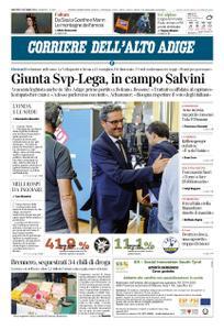 Corriere dell'Alto Adige – 23 ottobre 2018