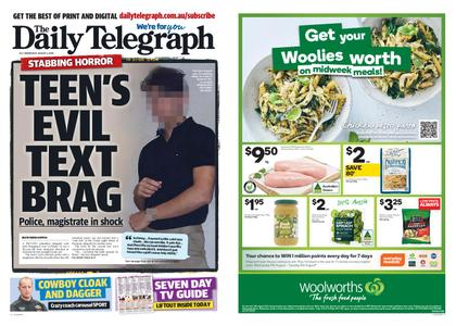 The Daily Telegraph (Sydney) – August 05, 2020