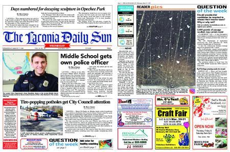The Laconia Daily Sun – March 27, 2019