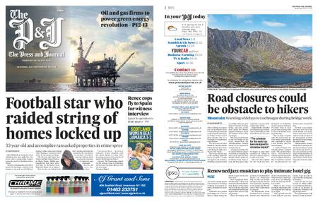 The Press and Journal Moray – May 29, 2019