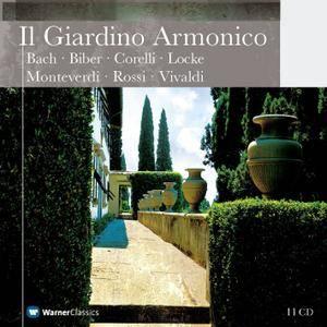 Il Giardino Armonico - Anthology (11CDs, 2006)