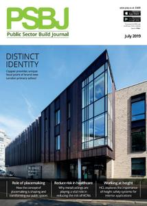 PSBJ Public Sector Building Journal - July 2019