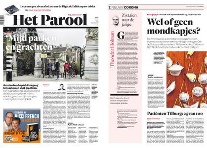 Het Parool – 03 april 2020