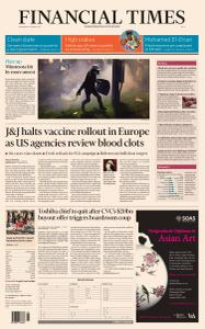 Financial Times Asia - April 14, 2021