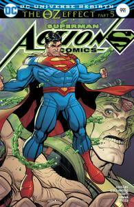 Action Comics 991 2018 2 covers Digital Zone-Empire