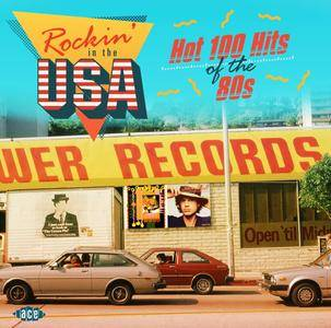 VA - Rockin' In The USA Hot 100 Hits Of The 80s (2018)