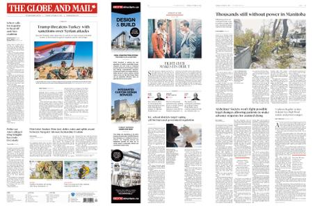The Globe and Mail – October 15, 2019