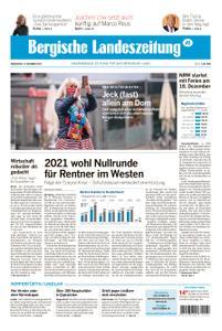 Kölnische Rundschau Wipperfürth/Lindlar – 12. November 2020
