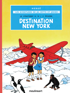Jo, Zette et Jocko - Tome 2 - Destination New York