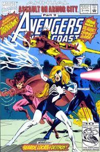 Avengers West Coast Annual 07