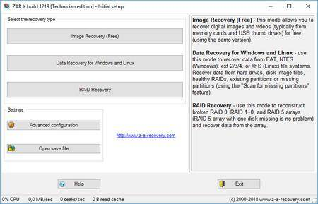 Zero Assumption Recovery 10.0 Build 1598 Technician Edition + Portable