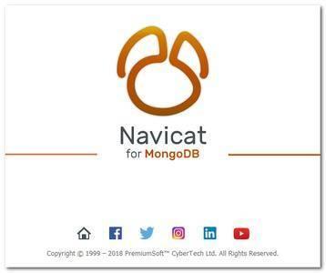 Navicat for MongoDB 12.1.17