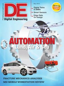 Digital Engineering - May 2019