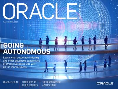 Oracle Magazine - March/April 2019