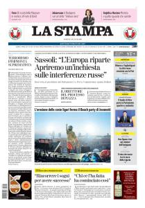 La Stampa Torino Provincia e Canavese - 21 Luglio 2019