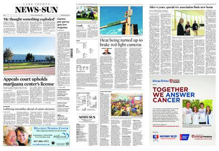 Lake County News-Sun – October 15, 2019