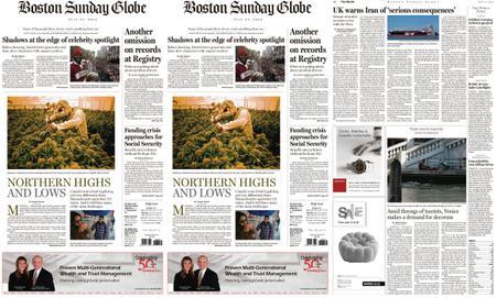 The Boston Globe – July 21, 2019