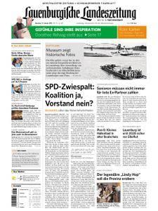 Lauenburgische Landeszeitung - 13. Februar 2018