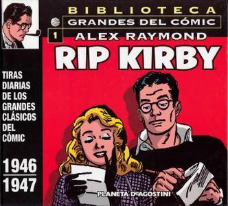 Rip Kirby 1, de Alex Raymond