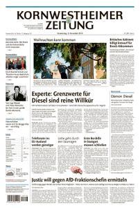 Kornwestheimer Zeitung - 15. November 2018