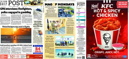 The Guam Daily Post – June 14, 2021