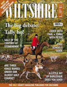 Wiltshire Life - October 2015