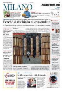 Corriere della Sera Milano – 15 dicembre 2020