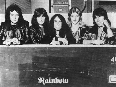 Rainbow: Discography (1975 - 1995) [8CD, Japanse Ed.]
